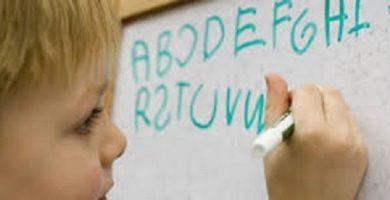 aprender abecedario en ingles