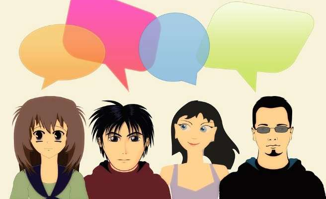 Hablar en ingles